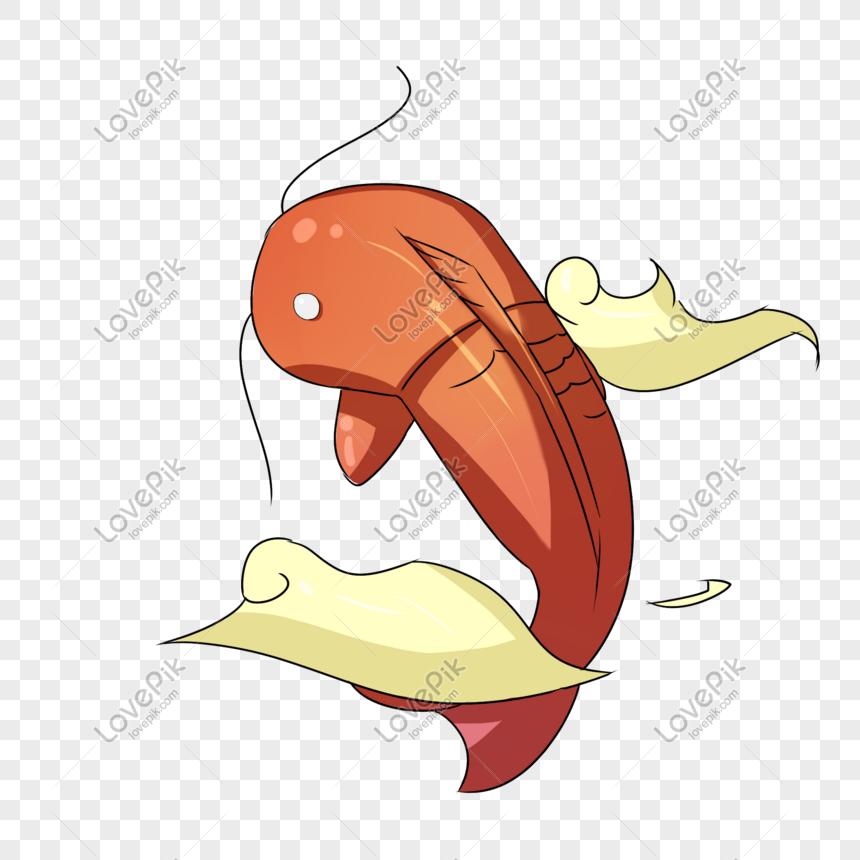 Download 750 Koleksi Gambar Ilustrasi Ikan Koi HD Terpopuler