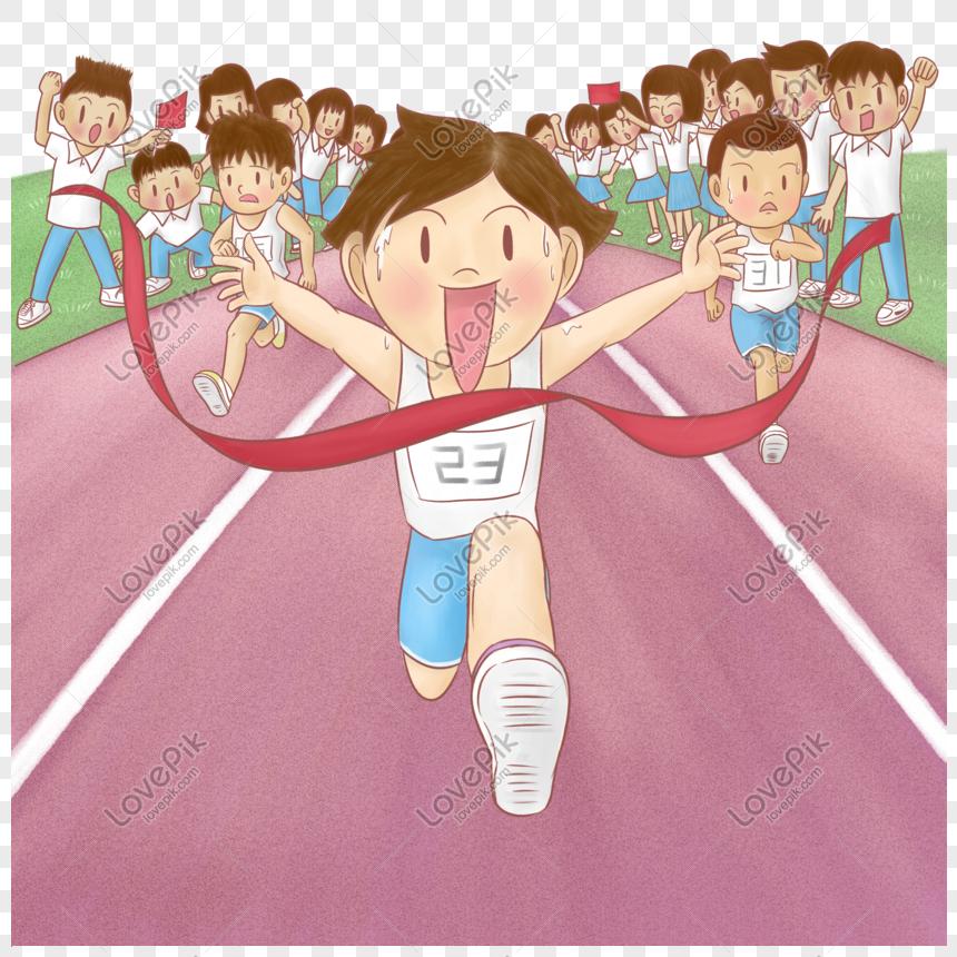 Klub Sukan Sekolah Rendah Dan Menengah Yang Menjalankan Png Telu Gambar Unduh Gratis Imej 611224416 Format Psd My Lovepik Com