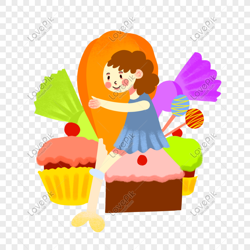 A little girl eating her breakfast vector image on VectorStock | Islamic  kids activities, Flashcards for kids, Farm theme preschool