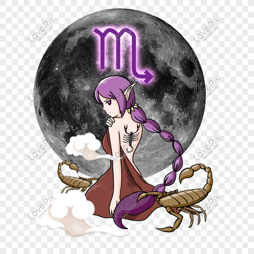65 Gambar Animasi Zodiak Scorpio Paling Keren