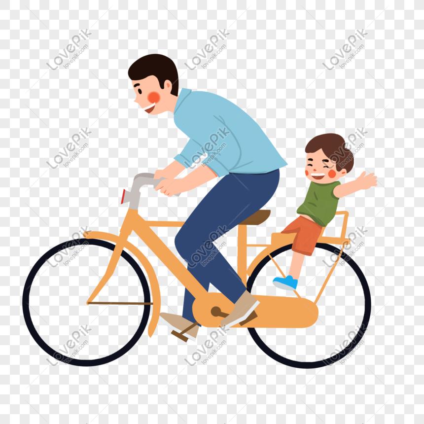 Tangan Ditarik Ayah Anak Naik Ilustrasi Gesper Sepeda Gratis Png Grafik Gambar Unduh Gratis Lovepik