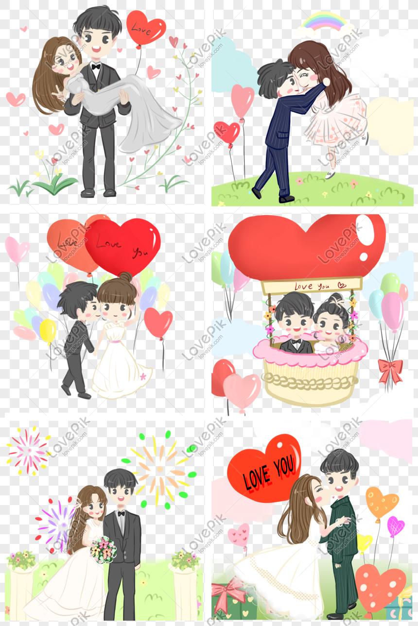 Unduh 46+ Gambar Animasi Lucu Pasangan Paling Lucu