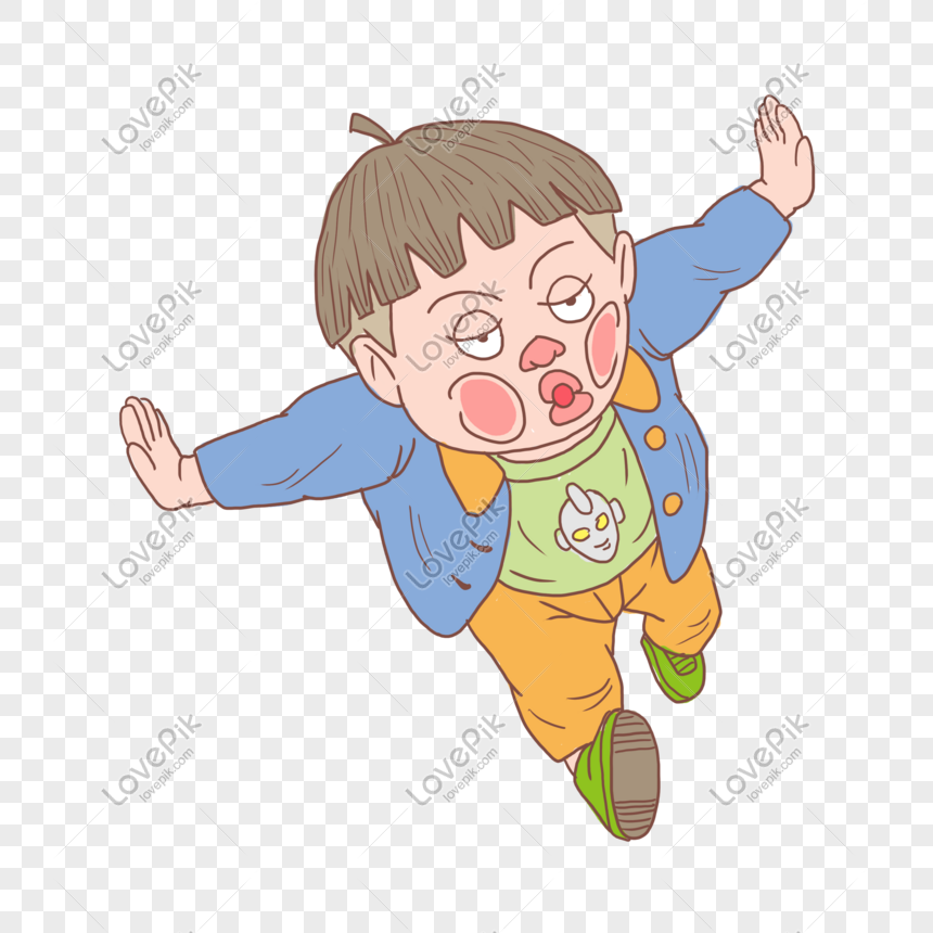 680 Koleksi Gambar Kartun Anak Berlari HD Terbaru
