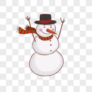 Boneco De Neve De Natal Dos Desenhos Animados Imagens 313937