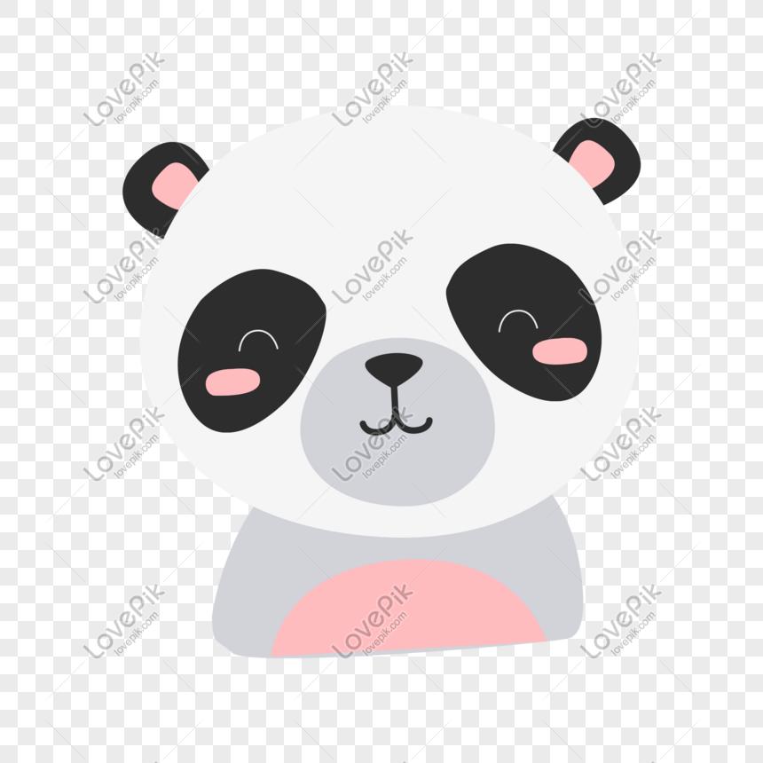 600 Gambar Hewan Kartun Panda Gratis Terbaru