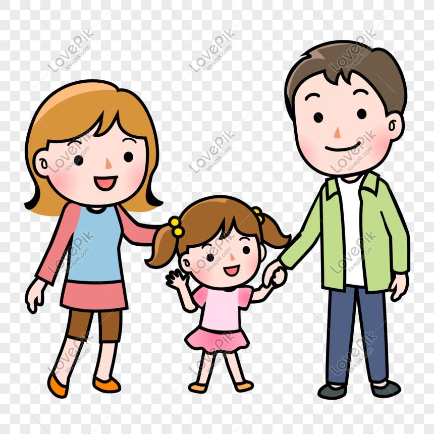 Unduh 94  Gambar Animasi Keluarga Lucu  Terbaru