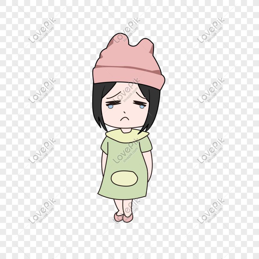 Kanak Kanak Yang Tidak Berpuas Hati Sedih Sedih Tangan Watak Vek Gambar Unduh Gratis Imej 611427055 Format Psd My Lovepik Com