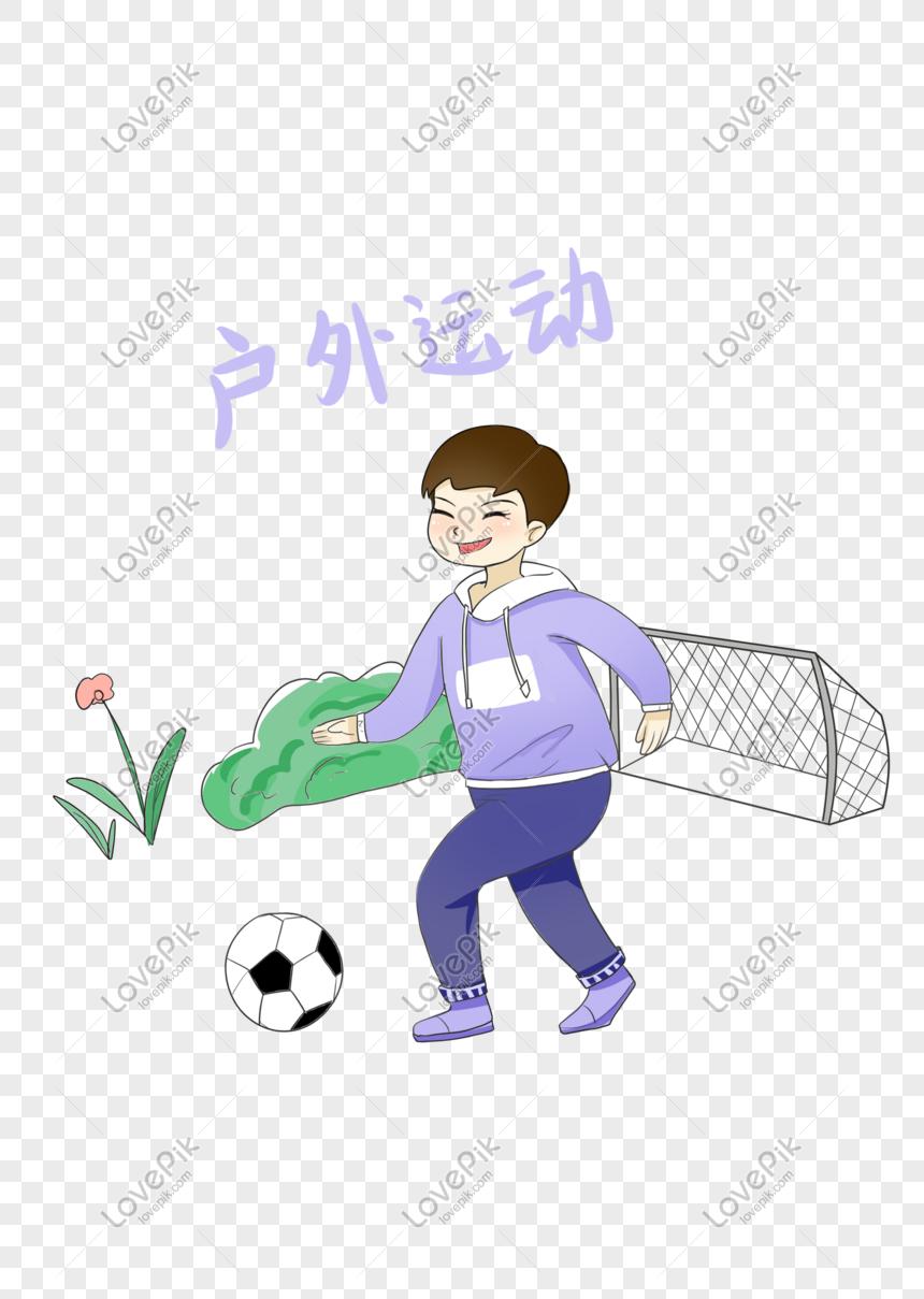 Ilustrasi Sukan Luar Tangan Kartun Yang Ditarik Tangan Kartun Gambar Unduh Gratis Imej 611436076 Format Psd My Lovepik Com