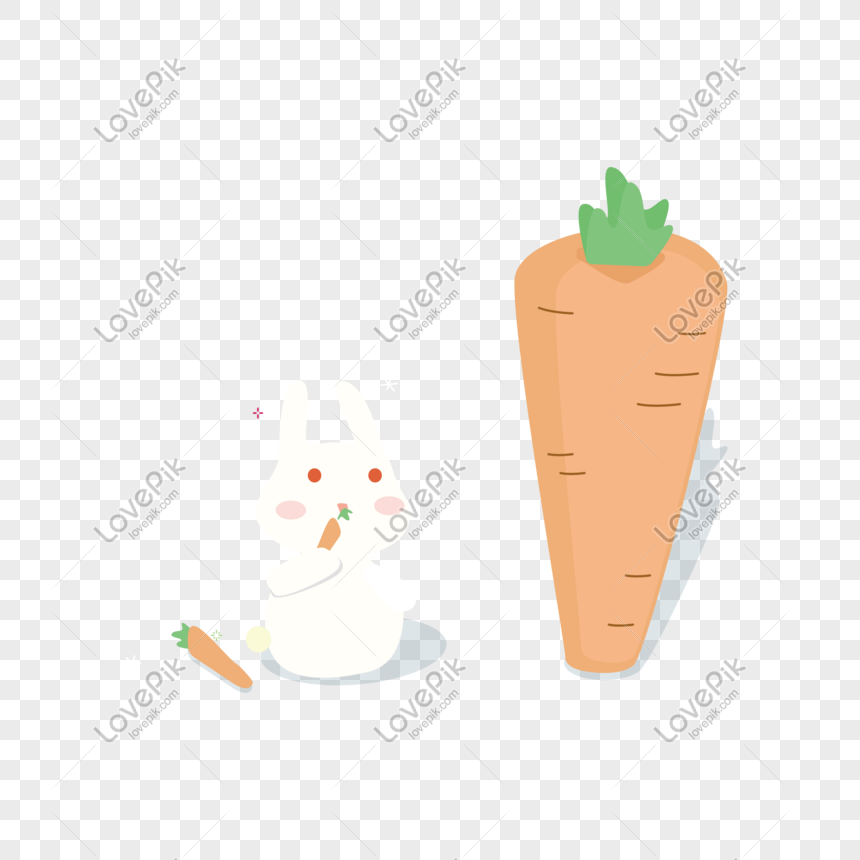 Dibujado A Mano Vector Blanco Conejo Zanahoria Imagenes De Graficos Png Gratis Lovepik You can convert a png to a vector file in illustrator which makes it great for converting logos and shapes, so they are scalable without losing quality. lovepik