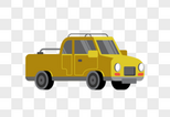 Download Yellow Pickup Truck Hand Drawn Illustration Png Image Picture Free Download 611516700 Lovepik Com PSD Mockup Templates