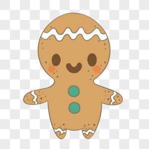 Hand Painted Christmas Cute Christmas Cookies Sweets Food Materi