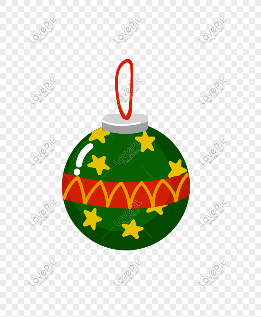 Christmas Gift Christmas Ball Red Cute Christmas Present