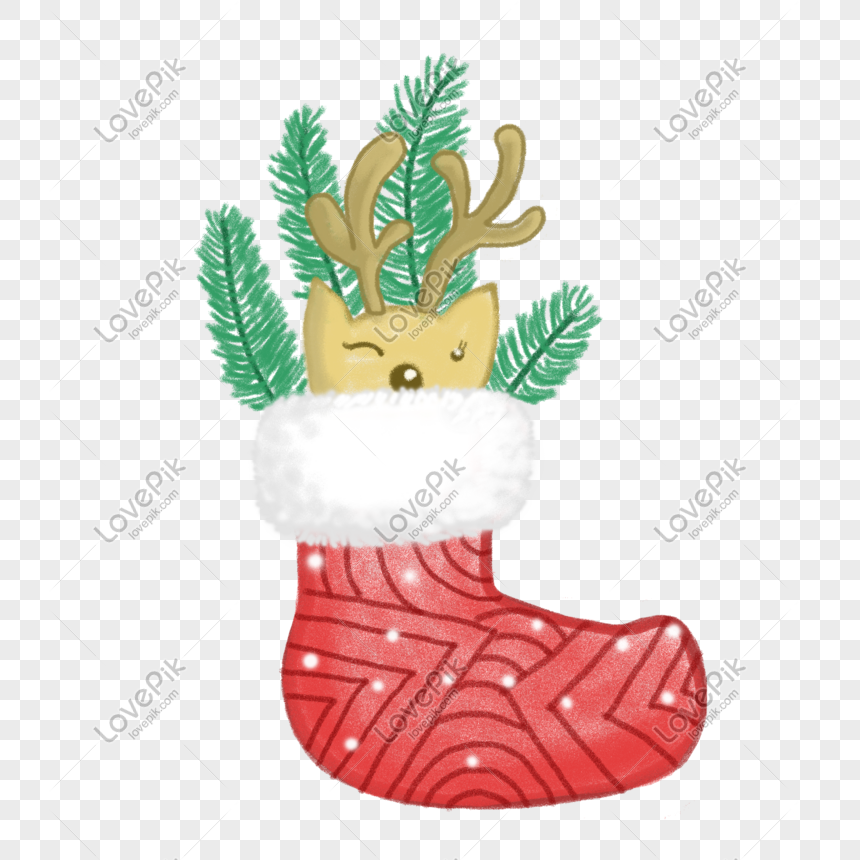 Cartoon Christmas Stockings In Christmas Png Image Picture Free Download 611518113 Lovepik Com
