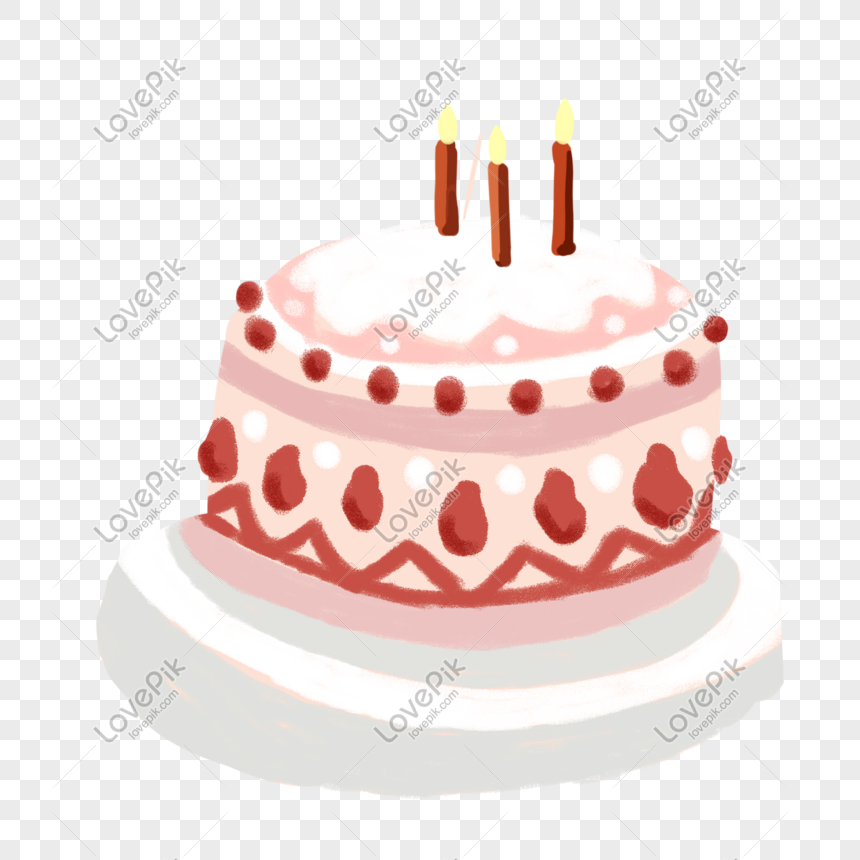 Surprising Vector Hand Drawn Birthday Cake Free Download Image Picture Birthday Cards Printable Trancafe Filternl