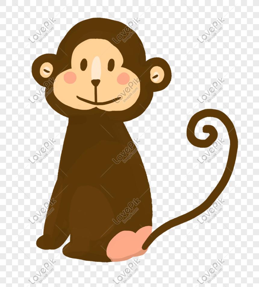 93+ Gambar Gambar Ilustrasi Monyet Inspiratif