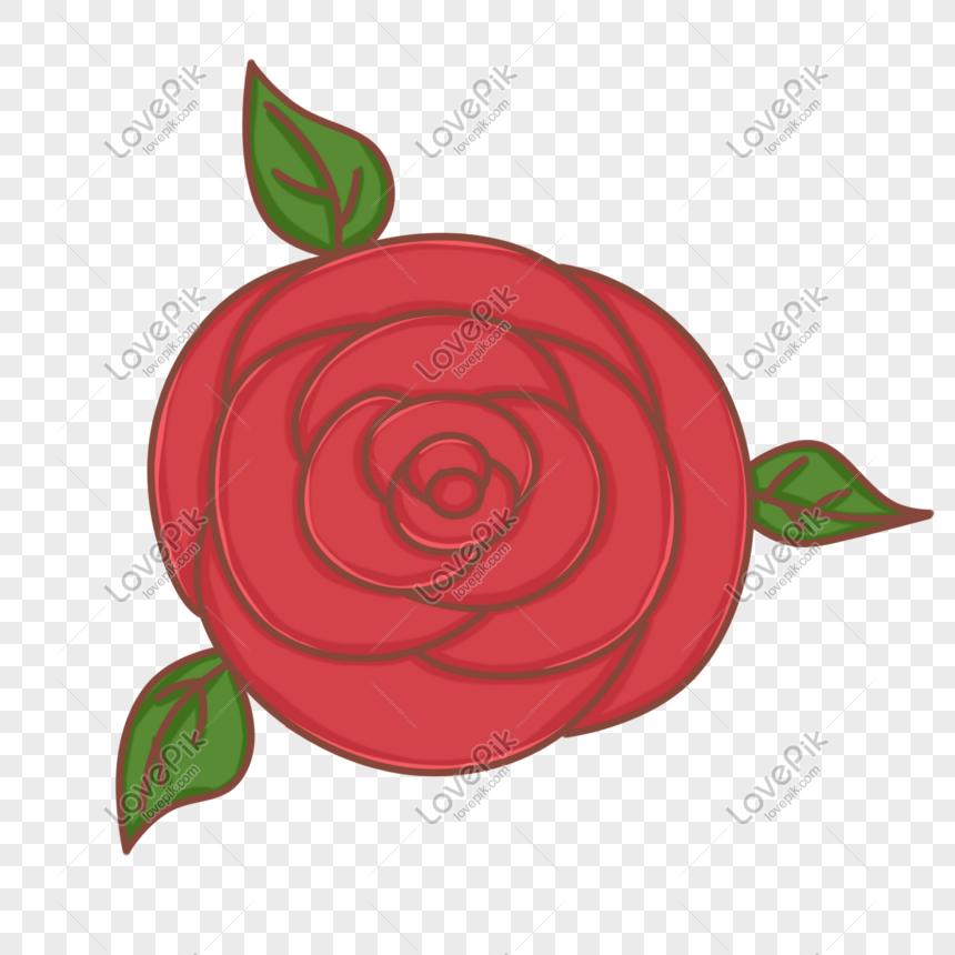 1000+ Gambar Bunga Mawar Yang Gampang Digambar HD Terbaik
