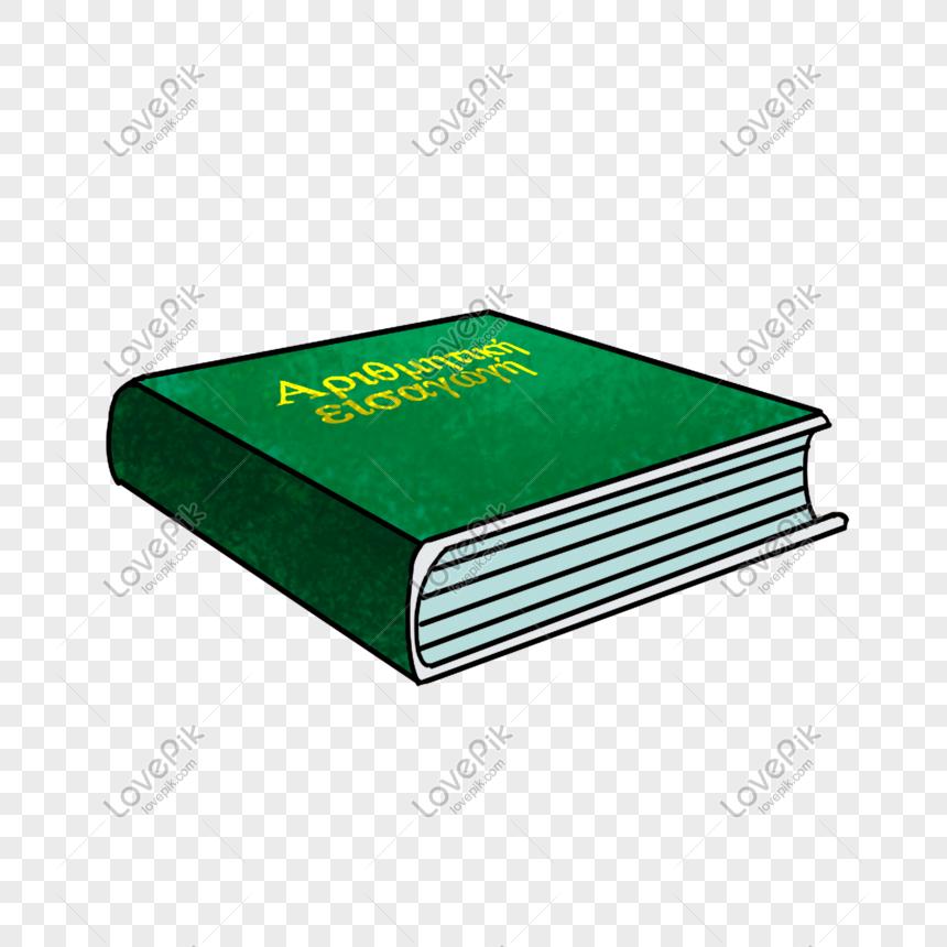 Photo De Livre Anglais Epais De Bande Dessinee Vert Numero