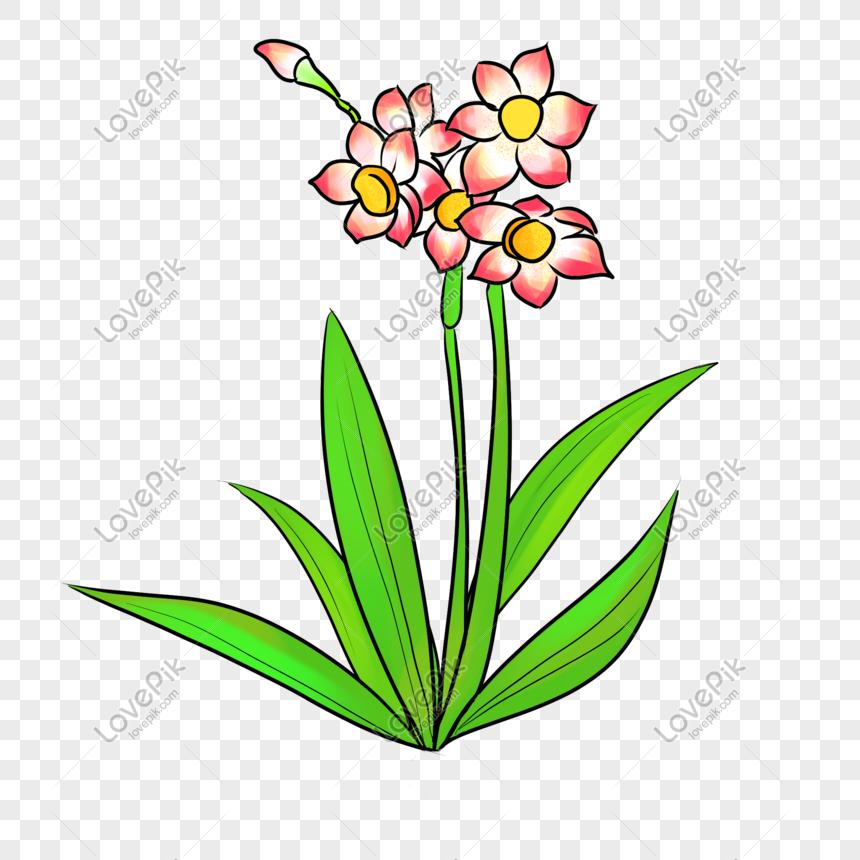 Lukisan Taman Bunga Kartun Cikimm Com