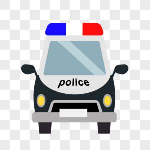 Carro De Policia Dos Desenhos Animados Imagens 310701 Carro De