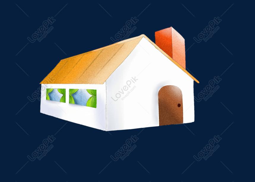 4600 Koleksi Gambar Rumah Yang Berwarna Gratis