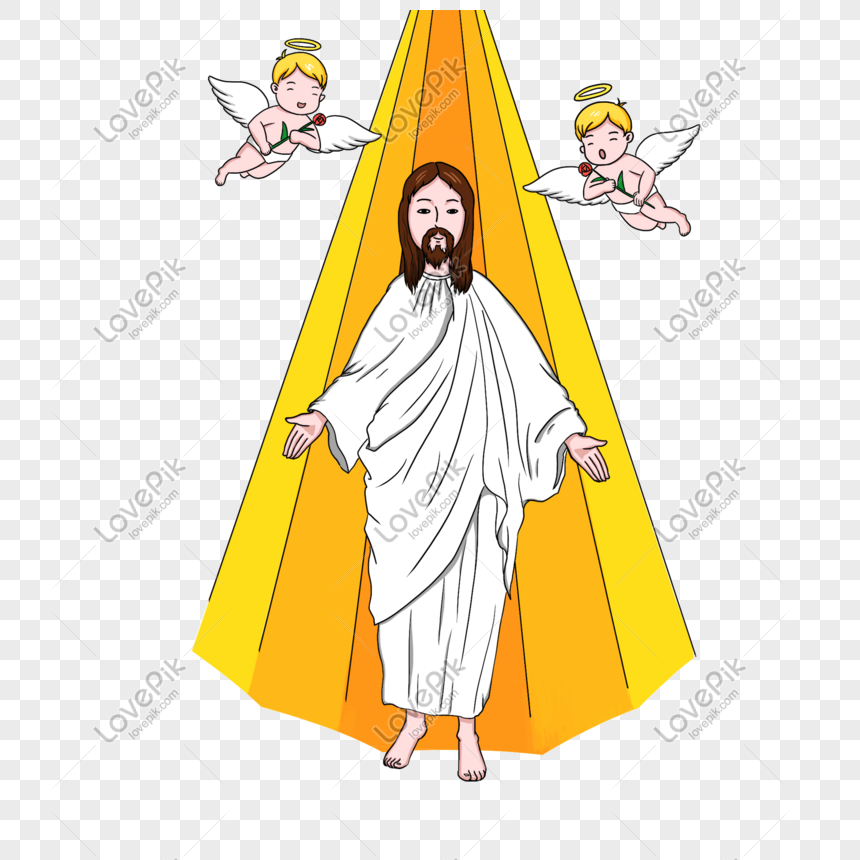 100 Gambar Kartun Orang Kristen HD