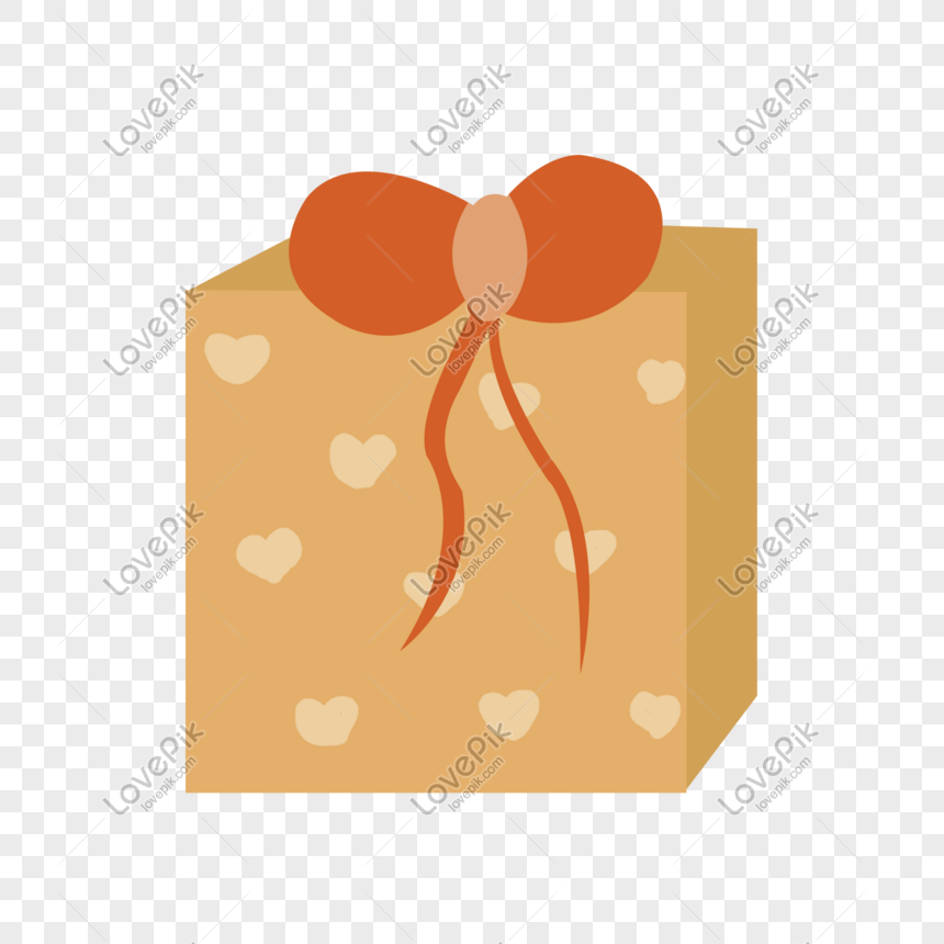 amo a caixa de presente presente de natal png