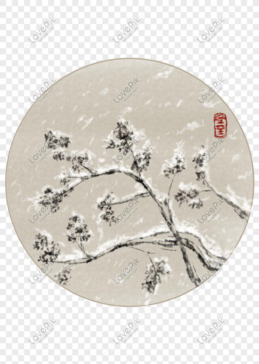 Đông chí tuyết rơi dày hoa mận