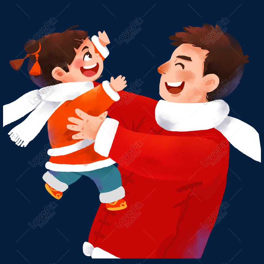 64+ Gambar Kartun Ayah Dan Putrinya Terbaik