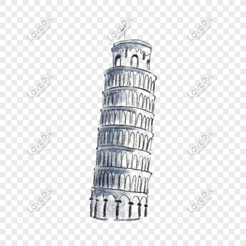 Menara Menara Paris Perancis Gambar Unduh Gratis Imej 611637249 Format Psd My Lovepik Com