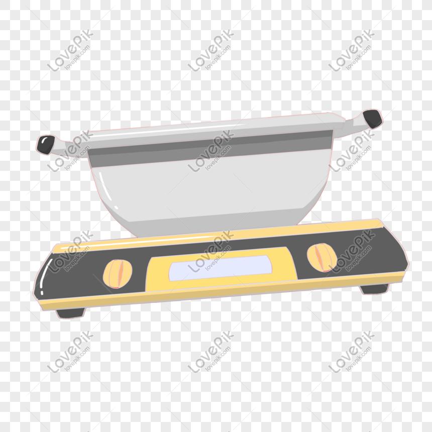 Lukisan Kompor Gas Dapur Gambar