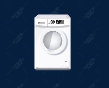 bahan kartun vektor mesin cuci tangan ditarik PNG grafik ...