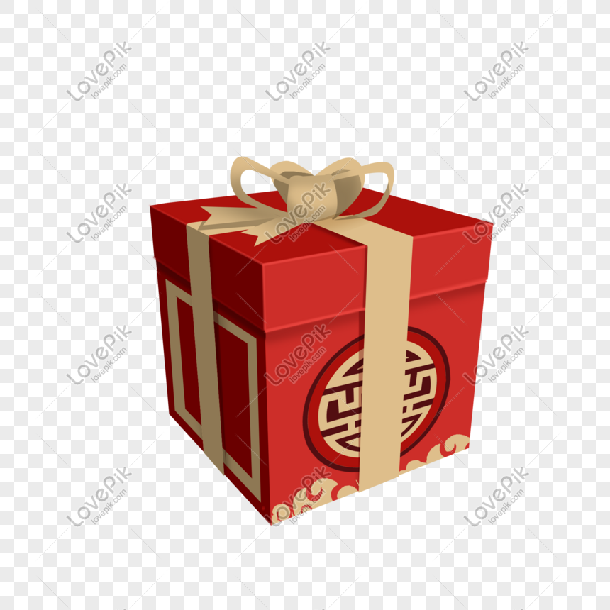 Exquisite Hand Painted Pattern Gift Box Psd Transparent Bottom Png Image Picture Free Download 611708566 Lovepik Com