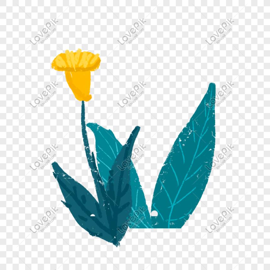 Bahan Gesper Bebas Bunga Tangan Dicat Kartun Yang Cantik Dan Ind