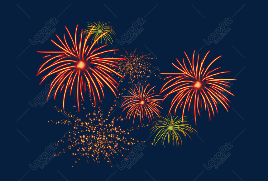 new year colorful fireworks illustration png image picture free download 611697921 lovepik com new year colorful fireworks