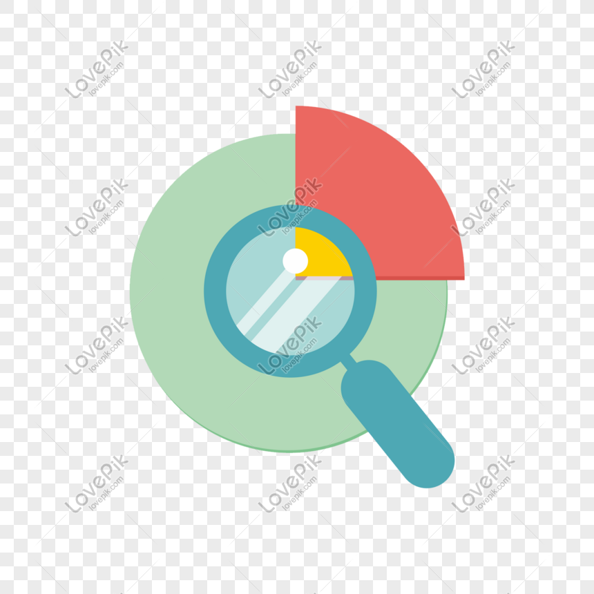 cartoon minimalistic magnifying glass analysis vector png image picture free download 611710423 lovepik com cartoon minimalistic magnifying glass