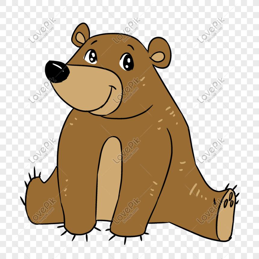 9600 Koleksi Gambar Hewan Beruang Kartun HD