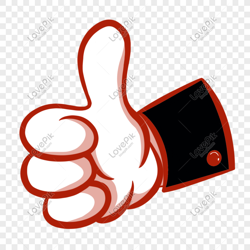 hand drawn cartoon thumb up icon png image picture free download 611708074 lovepik com hand drawn cartoon thumb up icon png