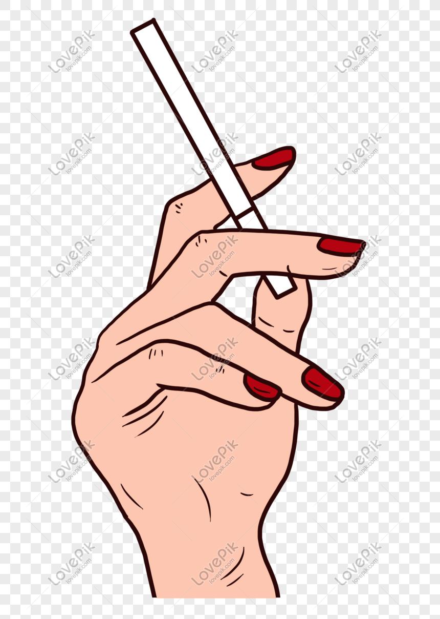 80 Gambar Gambar Kartun Merokok Terlihat Keren