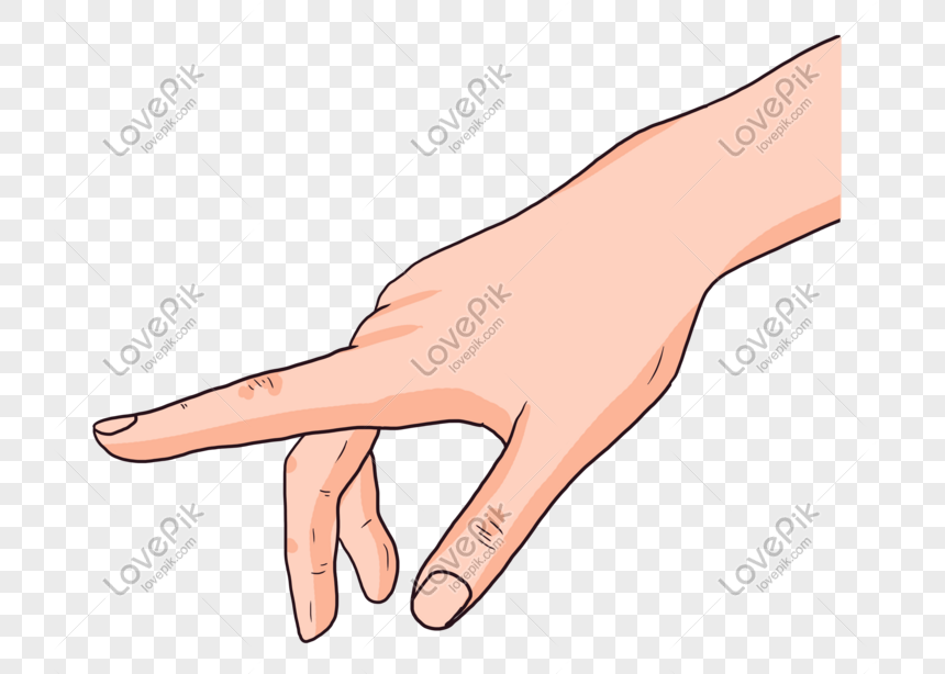 hand drawn cartoon pointing hand png image picture free download 611710026 lovepik com hand drawn cartoon pointing hand png