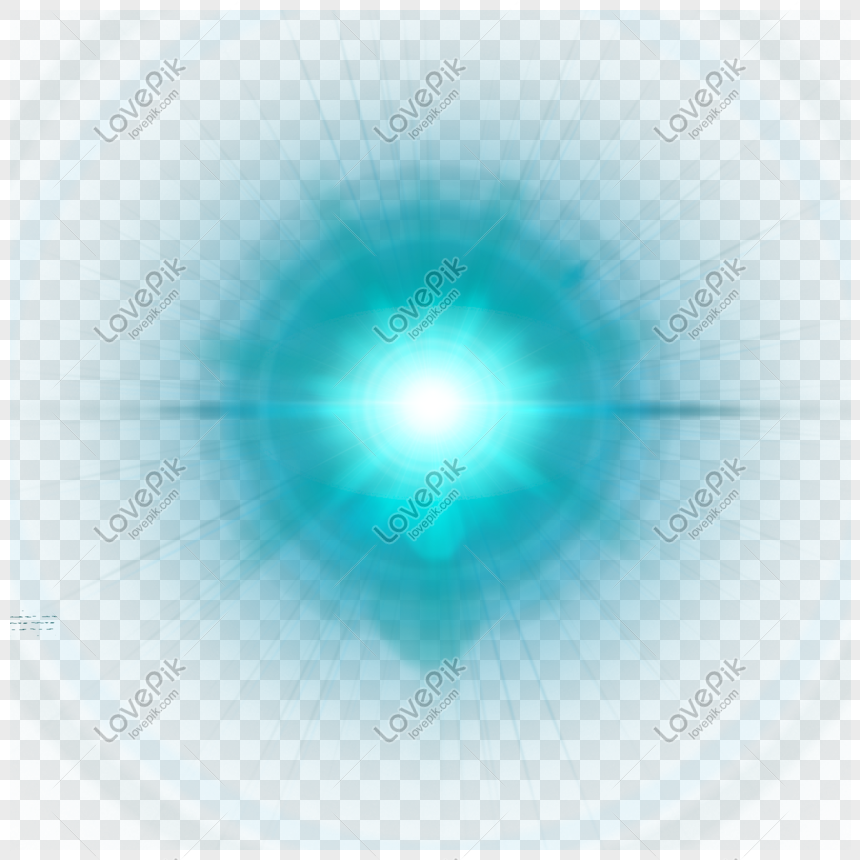 Glare Blue Sci Fi Lighting Effects Png Image Picture Free Download 611757871 Lovepik Com