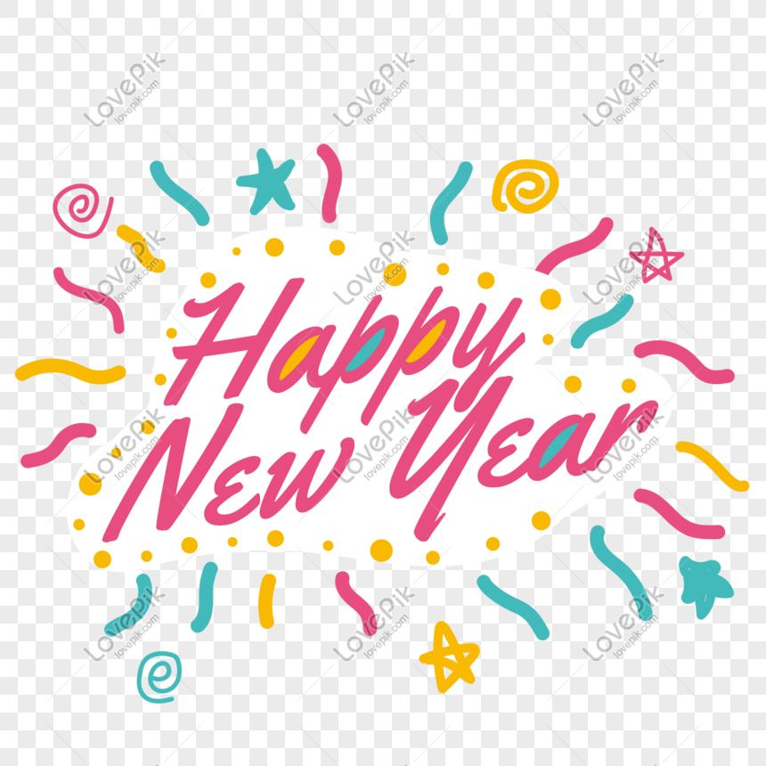 Happy New Year English 63