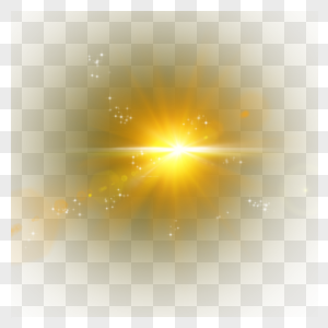 Glare blue glow effect png image_picture free download
