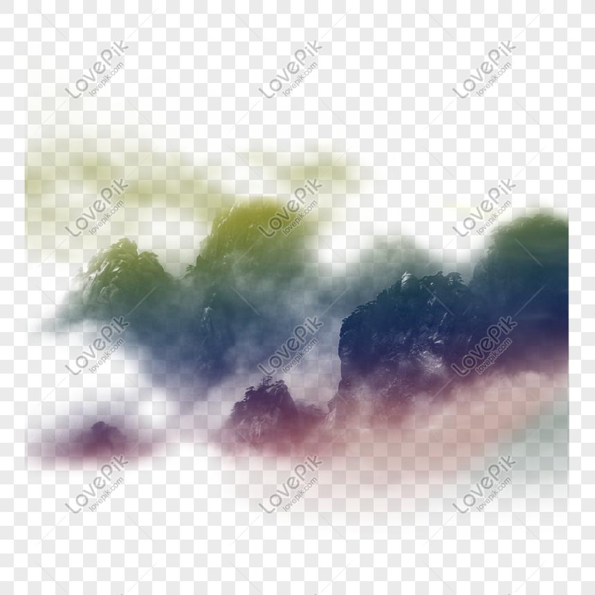 108 Lukisan Pemandangan Tidak Berwarna Gratis