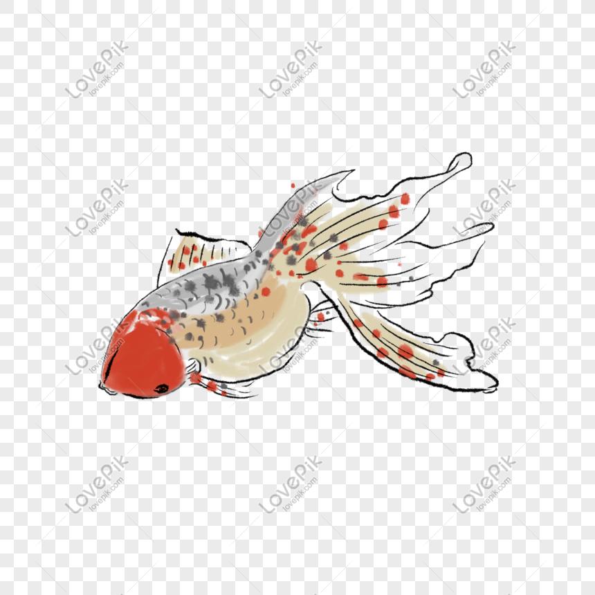 78+ Gambar Lukisan Ikan Mas Terbaik