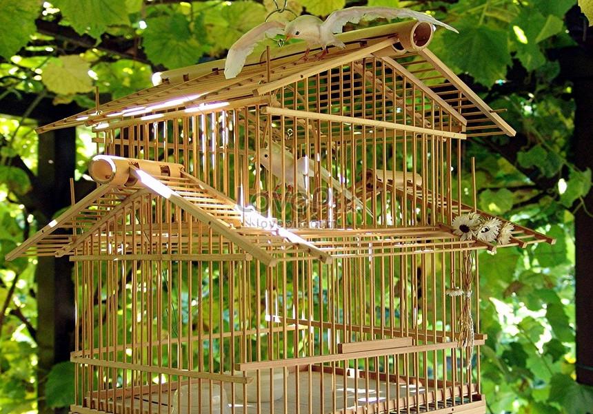 Gambar Ukiran Kayu Sangkar Burung - Gambar Ukiran Kayu