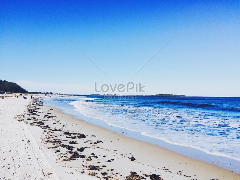 43 pemandangan indah tepi pantai Terbaru