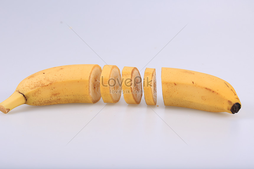 banana slice photo image picture free download 100278238