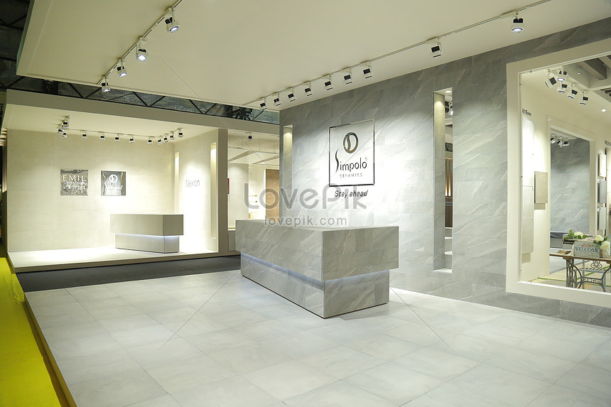 Fantastic An Empty Showroom Photo Image Picture Free Download Download Free Architecture Designs Scobabritishbridgeorg