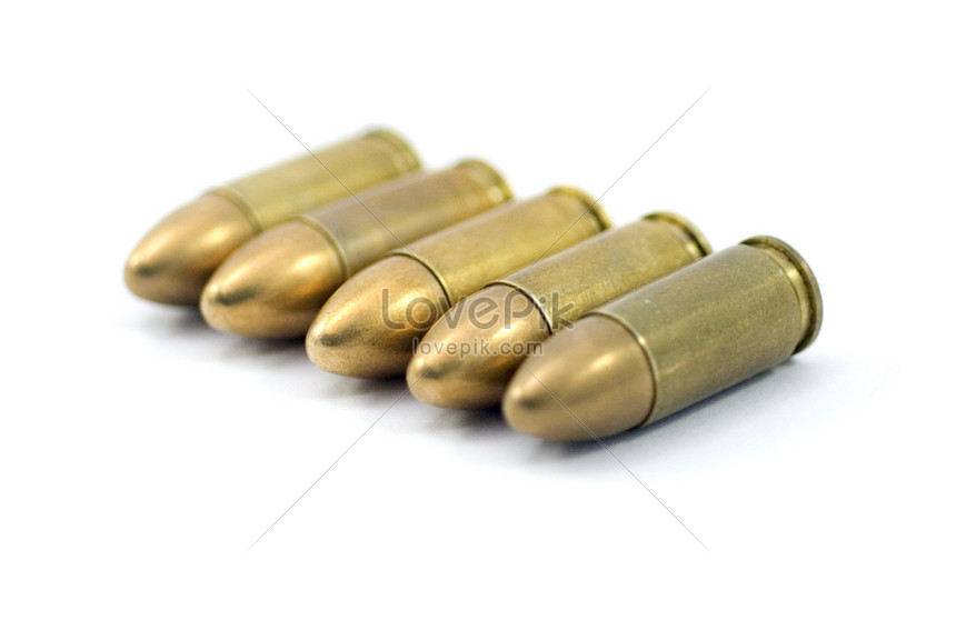 9 millimeter gun bullets photo image_picture free download