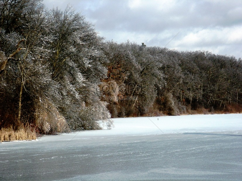 Typical winter scenes in canada photo image_picture free download